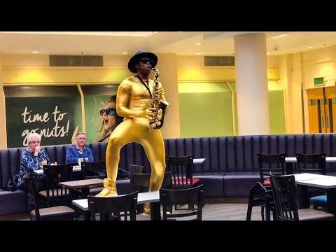 Thumbnail: Black Epic Sax Guy