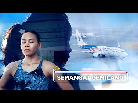 Malaysia Airlines Malaysia Day 2019 | Semangat Gemilang