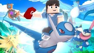 Onde encontrar os novos lendários, Novos Held itens e Pokémons Shinys - Pixelmon Atualização 5.0
