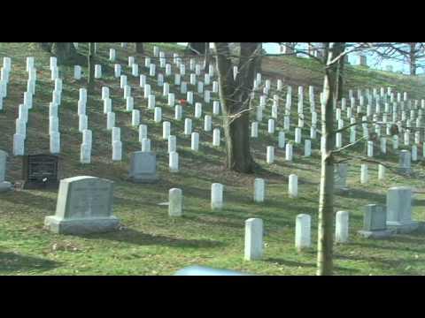 Tour of: Arlington National Cemetery, Arlington, Virginia, USA