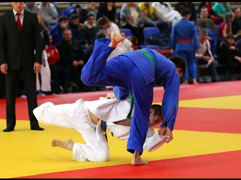 Judo. Championship of Ural Federal district