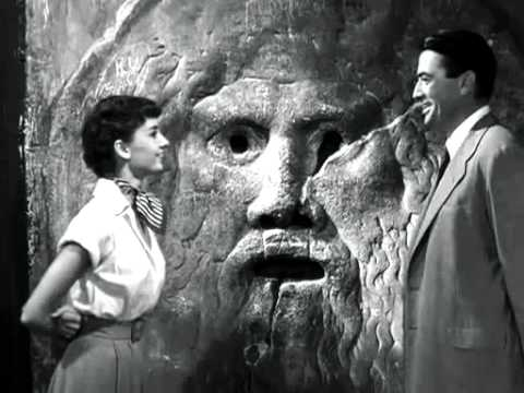 Gregory Peck Audrey Hepburn Roman Holiday