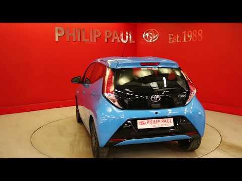 Toyota Aygo Vvt-I X-Cite 2 1.0 petrol