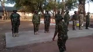 NIGERIAN ARMY PARADE IN HAUSA - Faratin Sojojin Nijeriya a Harshen Hausa 2018