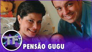 Baixar Viúva de Gugu vai receber pensão de R$ 100 mil, diz Leo Dias