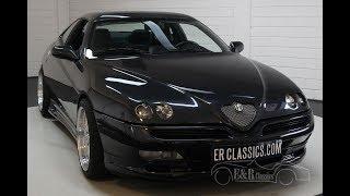 Alfa Romeo GTV 3.0 V6 Coupé 1997 -VIDEO- www.ERclassics.com