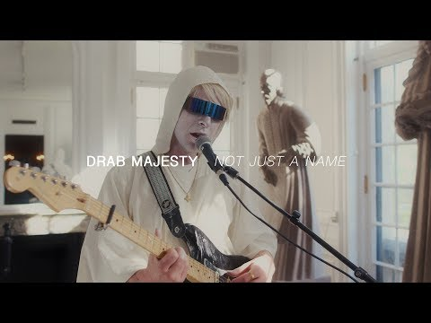 Drab Majesty - Not Just a Name   Audiotree Far Out