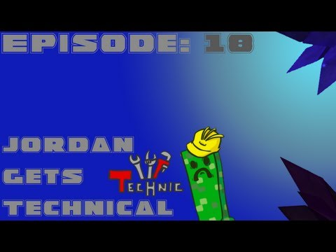 Jordan gets Technical | Episode 18: Advancing in the name of science