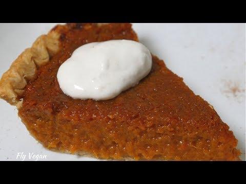 Vegan Sweet Potato Pie And Candied Sweet Potatoes Recipe