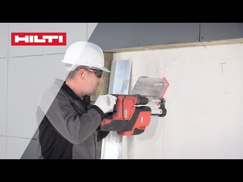 Hilti - MFT-MFI Ventilated Facade Installation Video
