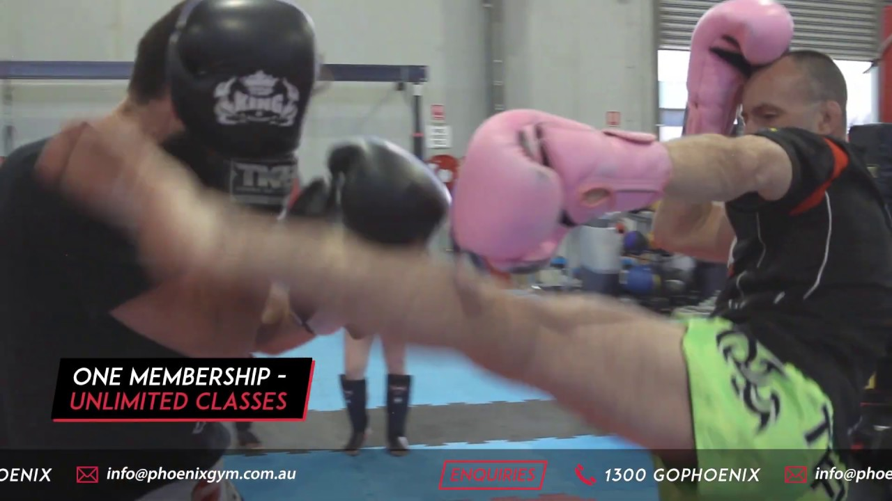 Muay Thai kick boxing classes in Canberra   Martial Arts for