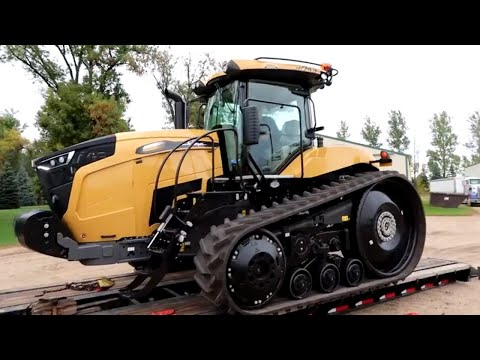 A BRAND NEW AGCO Challenger?!