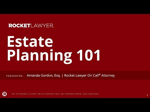 Estate Planning 101: How to Write a Will