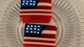 American Flag Jello - With Yoyomax12