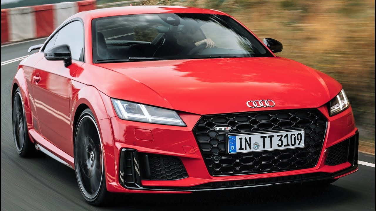 2019 red audi tts compact premium sports car youtube 2019 red audi tts compact premium sports car