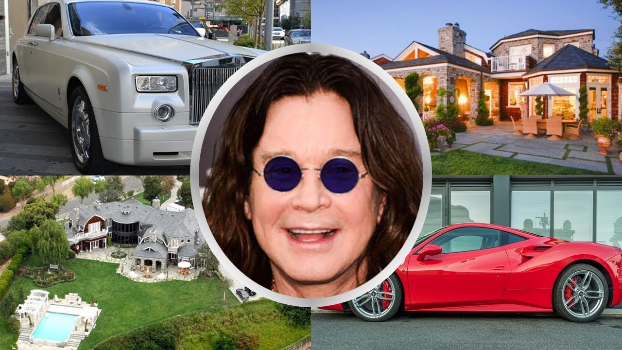 ozzy osbourne net worth lifestyle family house and cars ozzy osbourne biography 2018. Black Bedroom Furniture Sets. Home Design Ideas