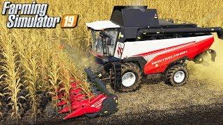 Kukurydza na ziarno - Farming Simulator 19   #57