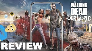 The Walking Dead: Our World Android Gameplay Review (Action)