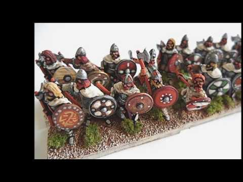 DBA III/40b Vikings