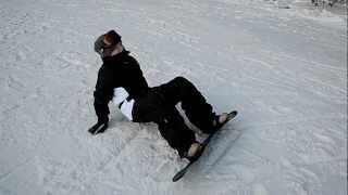 Сноуборд,9янв2013 Первые приготовления