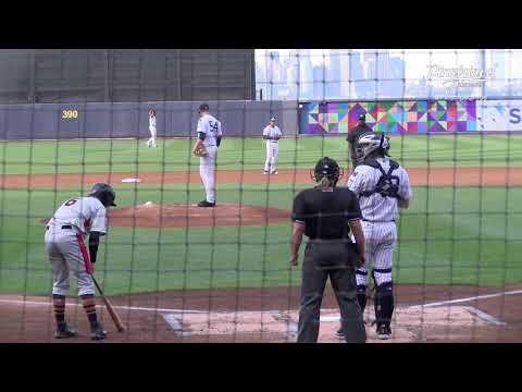 Matt Sauer, Right Handed Pitcher, Staten Island Yankees, First Inning, June 21