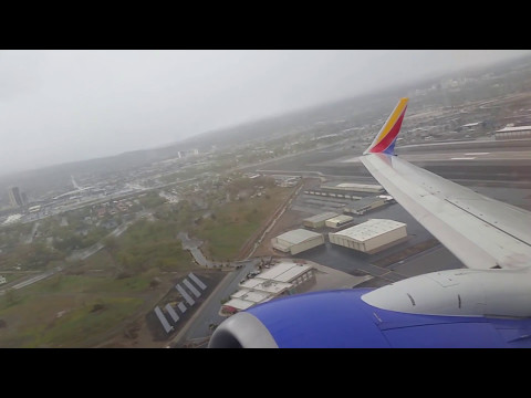 Southwest Airlines 737-700WL Full Flight   RNO - OAK   First Step of the Journey Home