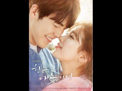 เรื่องย่อซีรีย์เกาหลี 2016 - Uncontrollably Fond หยุดหัวใจไว้ลุ้นรัก