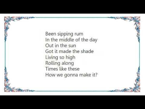 Ian Gillan - Texas State of Mind Lyrics