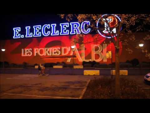 Projecteur laser noel leclerc
