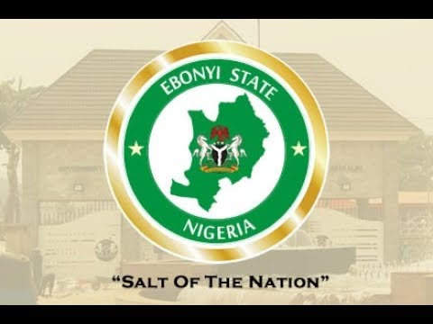 Ebonyi State Goverment ::|:: SALT OF THE NATION