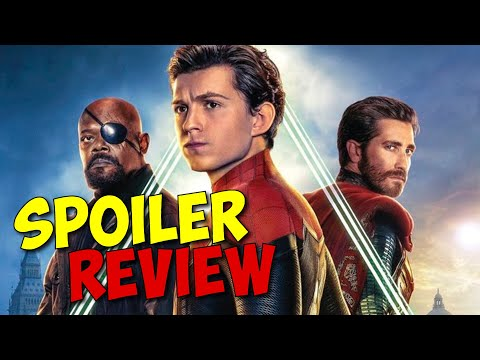 Spider-Man: Far From Home Spoiler Review