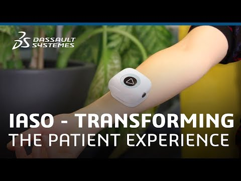 IASO - Transforming the Patient Experience - Dassault Systèmes