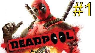 Deadpool {PС} прохождение часть 1 — От создателей Трансформеров