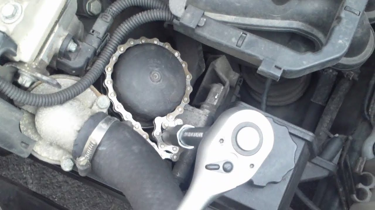 mercedes w202 how to change you're engine oil and oil filter