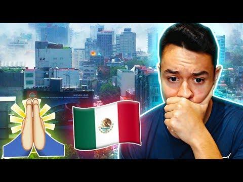 REFLEXIÓN TERREMOTO DE MEXICO