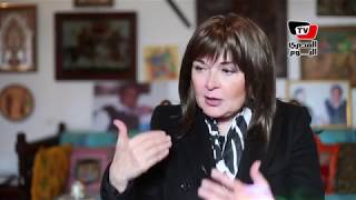 زوجة الأبنودي تكشف عن كواليس أغنية عمرو دياب للخال (فيديو)   المصري اليوم