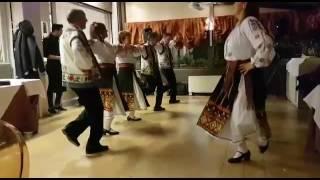 Drumul Dracului , danza rumena gruppo Tsambal