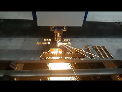 LF1325 500W  резка1,5мм оцинкованного листа