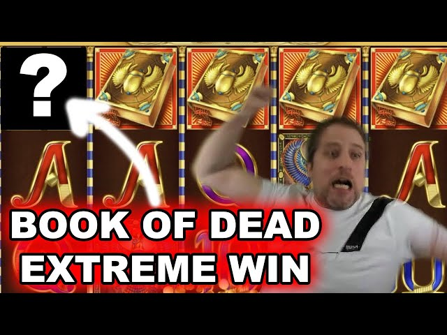 🔥 BOOK OF DEAD FULL LINE 30€ BET HIGHROLL | PLAYNGO PAYS AN EXTREME BIG CASINO WIN LIVE ON STREAM 🔥