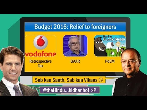 ESB162/P04: Panama Papers,Voluntary Black Money disclosure, PoEM in Budget-2016