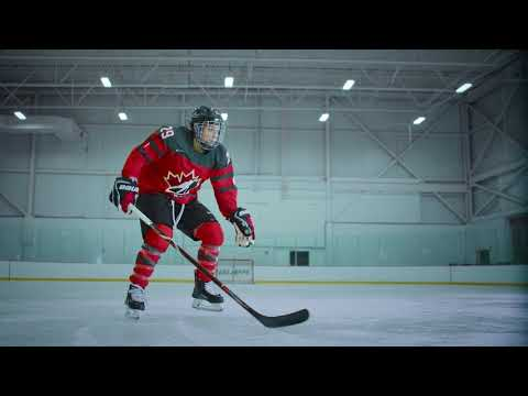 BAUER Hockey - The Women's Movement Never Stops