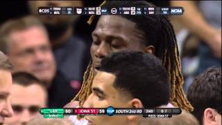 14 seed UAB Upsets 3 seed Iowa State - NCAA Tournament 2015