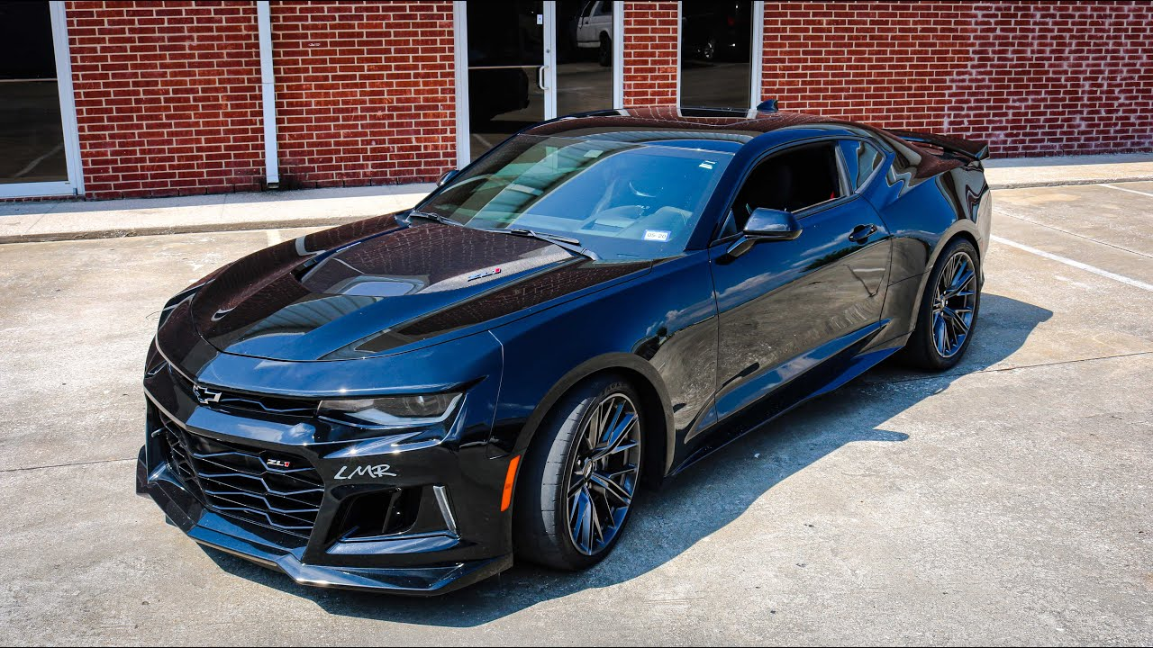 WE BUILD AN OBNOXIOUS ZL1 WITH A FULL CORSA EXHAUST SYSTEM!