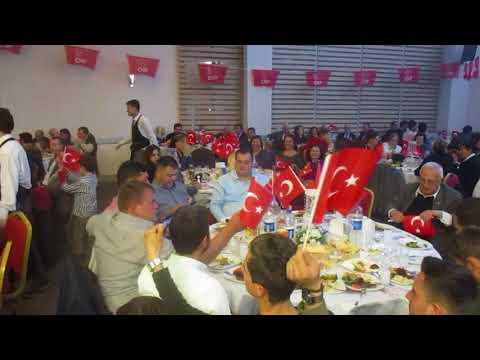 CHP Ödemiş'ten coşkulu gece 2
