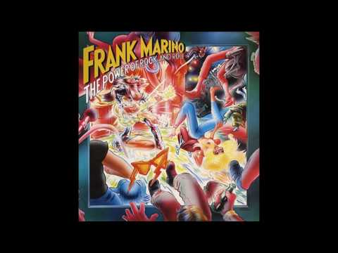 Frank Marino – The Power Of Rock And Roll (1981)
