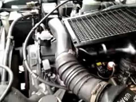 Toyota Land Cruiser Prado 120 Wiring Diagram 1995 Dodge Dakota 1996 1kz-te Knock And Fails To Accelerate - Youtube