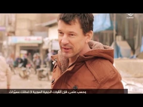 ISIS releases 'last film' with hostage