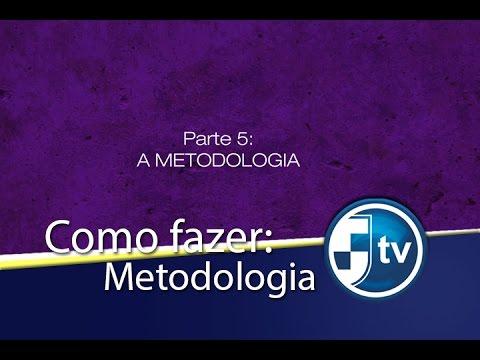 como fazer artigo científico metodologia ep 5 9 youtube