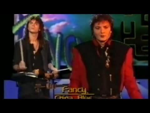 Клип Fancy - China Blue