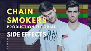 How to Produce: The Chainsmokers - Side Effects | Beat Academy